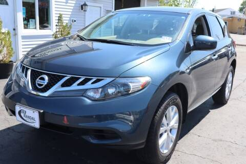 2014 Nissan Murano for sale at Randal Auto Sales in Eastampton NJ