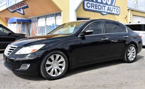 2009 Hyundai Genesis for sale at Buy Here Pay Here Lawton.com in Lawton OK