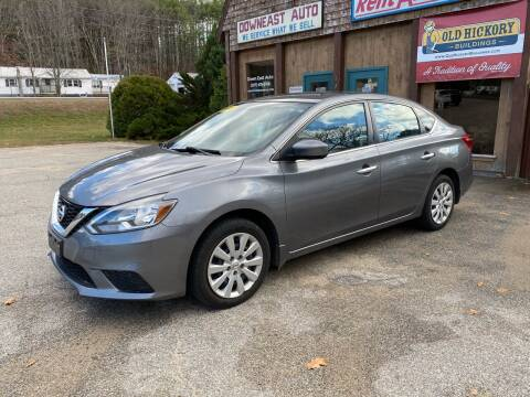 2017 Nissan Sentra for sale at Downeast Auto Inc in South Waterboro ME