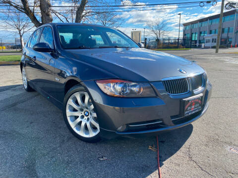 2007 BMW 3 Series for sale at JerseyMotorsInc.com in Teterboro NJ