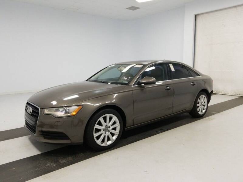 2013 Audi A6 for sale at The PA Kar Store Inc in Philladelphia PA