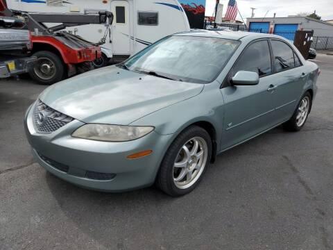 2004 Mazda MAZDA6 for sale at DPM Motorcars in Albuquerque NM