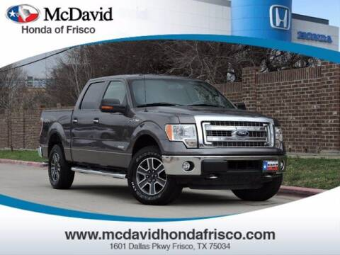 2014 Ford F-150 for sale at DAVID McDAVID HONDA OF IRVING in Irving TX