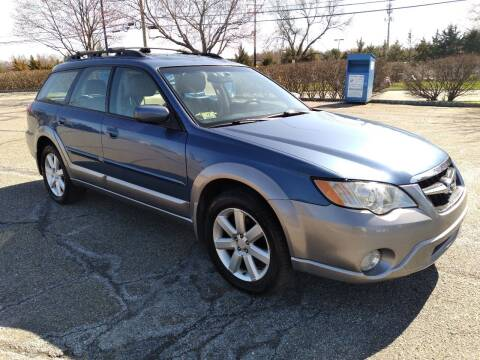 2008 Subaru Outback for sale at Jan Auto Sales LLC in Parsippany NJ