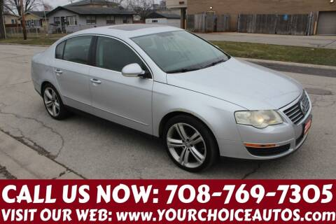 2008 Volkswagen Passat for sale at Your Choice Autos in Posen IL