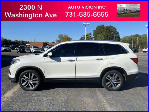 2016 Honda Pilot for sale at Auto Vision Inc. in Brownsville TN