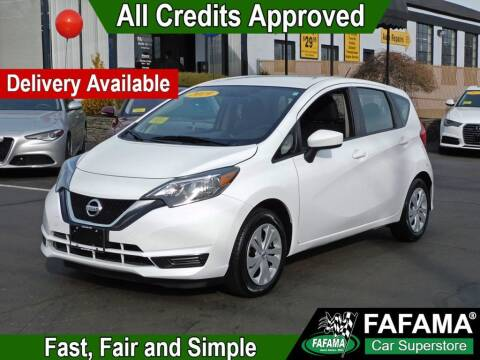 2019 Nissan Versa Note for sale at FAFAMA AUTO SALES Inc in Milford MA