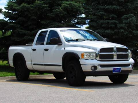2002 Dodge Ram Pickup 1500 for sale at NY AUTO SALES in Omaha NE