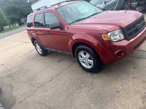2012 Ford Escape for sale at Whites Auto Sales in Portsmouth VA