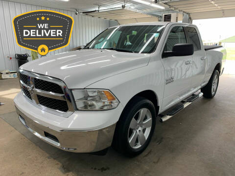 2016 RAM Ram Pickup 1500 for sale at Bennett Motors, Inc. in Mayfield KY