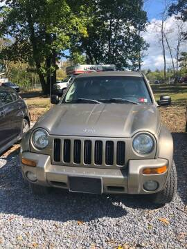 2004 Jeep Liberty for sale at Noble PreOwned Auto Sales in Martinsburg WV