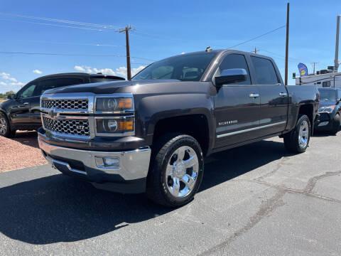 2014 Chevrolet Silverado 1500 for sale at SPEND-LESS AUTO in Kingman AZ