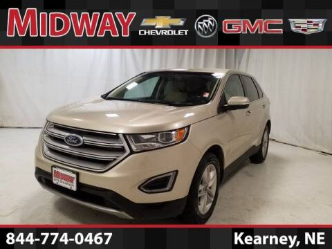 2018 Ford Edge for sale at Midway Auto Outlet in Kearney NE