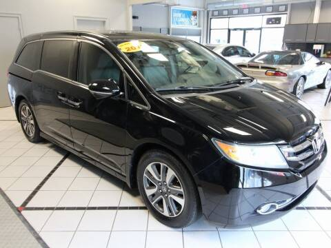 2015 Honda Odyssey for sale at Crossroads Car & Truck in Milford OH