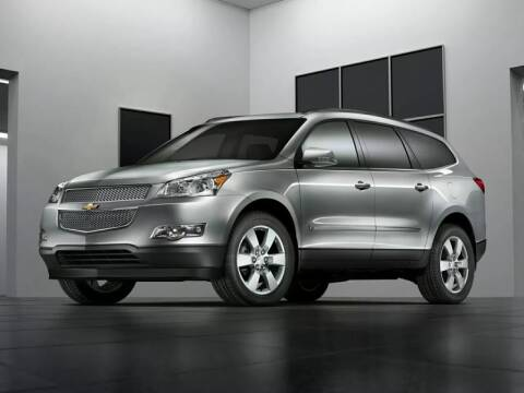 2010 Chevrolet Traverse for sale at Sundance Chevrolet in Grand Ledge MI
