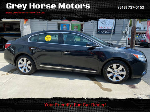 2013 Buick LaCrosse for sale at Grey Horse Motors in Hamilton OH