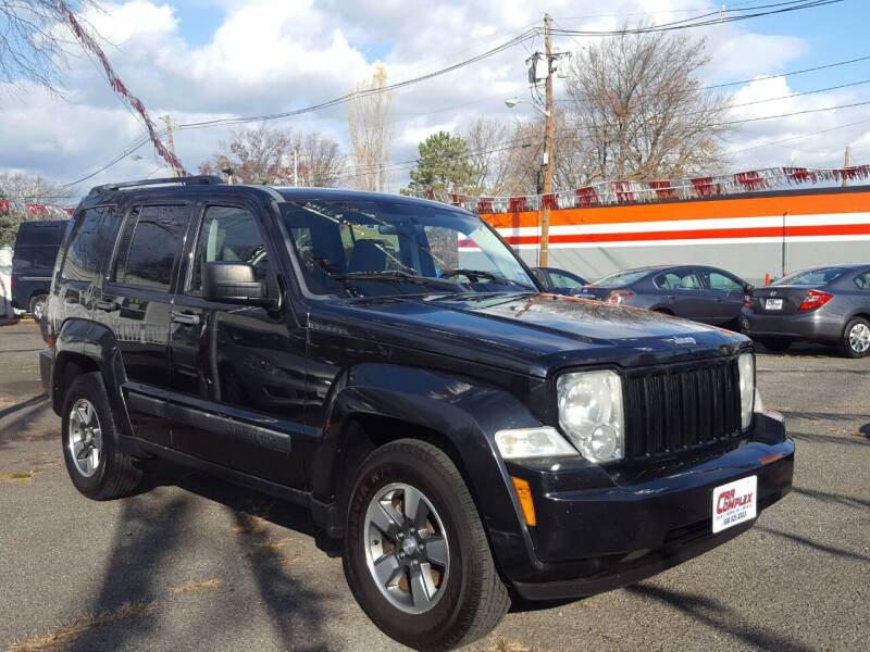 2008 Jeep Liberty for sale at Car Complex in Linden NJ