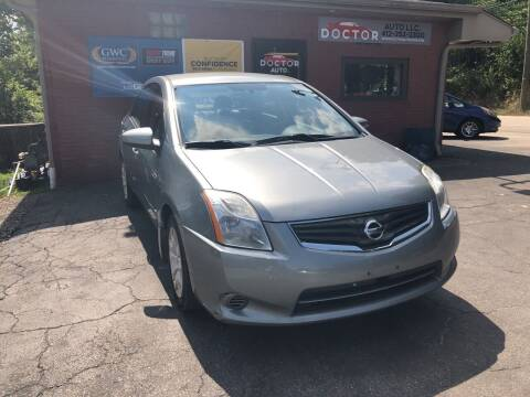 2011 Nissan Sentra for sale at Doctor Auto in Cecil PA