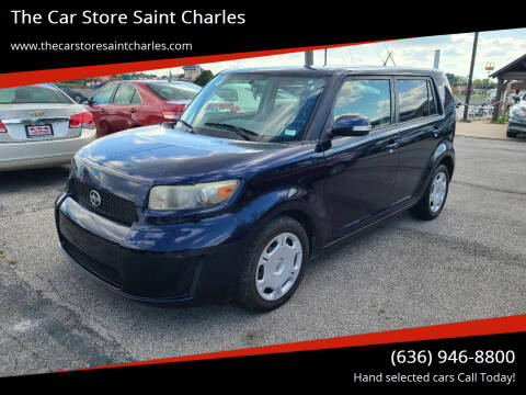 2008 Scion xB for sale at The Car Store Saint Charles in Saint Charles MO