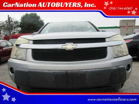 2005 Chevrolet Equinox for sale at CarNation AUTOBUYERS Inc. in Rockville Centre NY