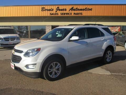 2017 Chevrolet Equinox for sale at Bernie Jones Auto in Cambridge NE