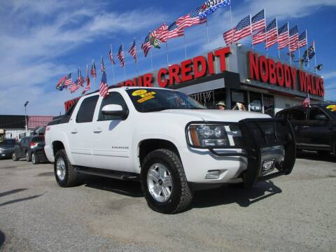 2012 Chevrolet Avalanche for sale at Giant Auto Mart 2 in Houston TX