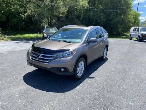 2012 Honda CR-V for sale at Ryan Brothers Auto Sales Inc in Pottsville PA