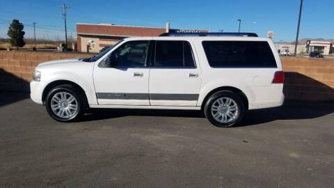 2014 Lincoln Navigator L for sale at Ryan Richardson Motor Company in Alamogordo NM
