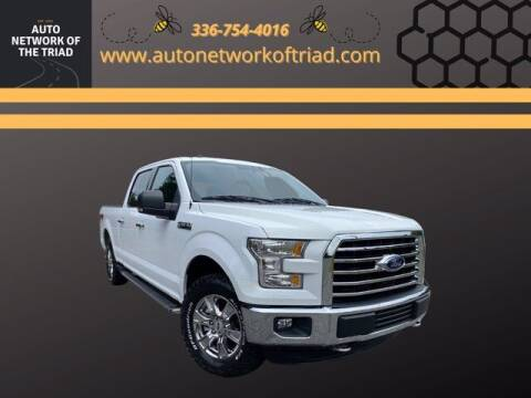 2017 Ford F-150 for sale at Auto Network of the Triad in Walkertown NC