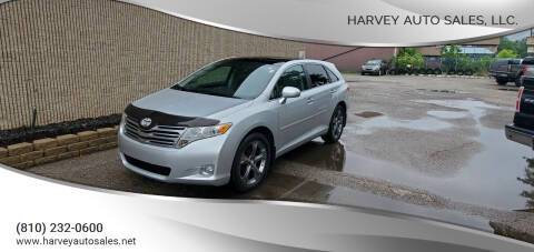 2009 Toyota Venza for sale at Harvey Auto Sales, LLC. in Flint MI