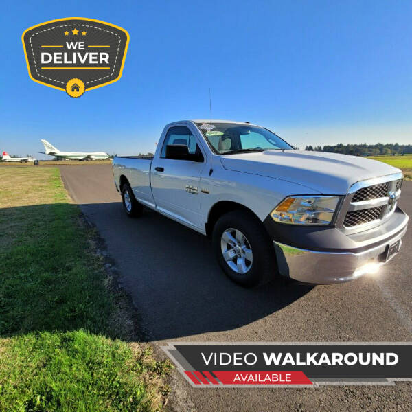 2017 RAM Ram Pickup 1500 for sale at McMinnville Auto Sales LLC in Mcminnville OR