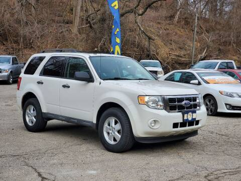 2010 Ford Escape for sale at FAYAD AUTOMOTIVE GROUP in Pittsburgh PA