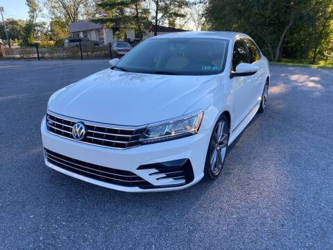 2016 Volkswagen Passat for sale at M4 Motorsports in Kutztown PA