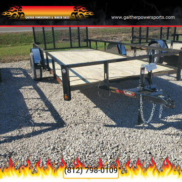 "2021 Heartland 14'x76"" Utility Trailer for sale at Gaither Powersports & Trailer Sales in Linton IN"