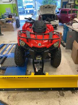 2018 Can Am Outlander 570 for sale at Ginters Auto Sales in Camp Hill PA