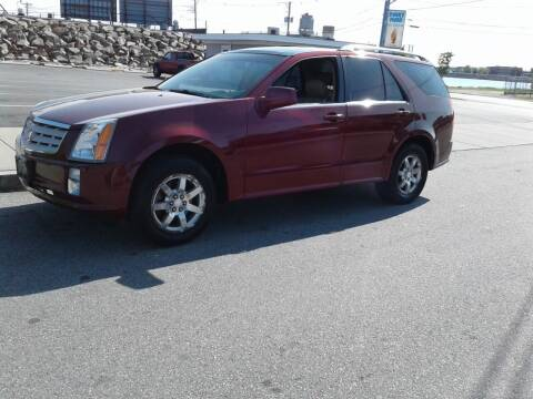 2006 Cadillac SRX for sale at Nelsons Auto Specialists in New Bedford MA
