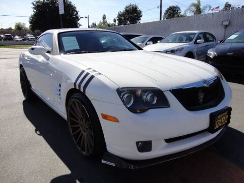 2004 Chrysler Crossfire for sale at AutoPlus of San Diego in Spring Valley CA