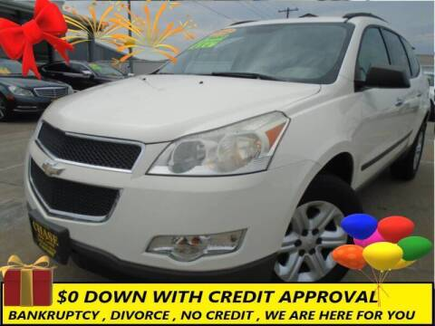 2012 Chevrolet Traverse for sale at Chase Auto Credit in Oklahoma City OK