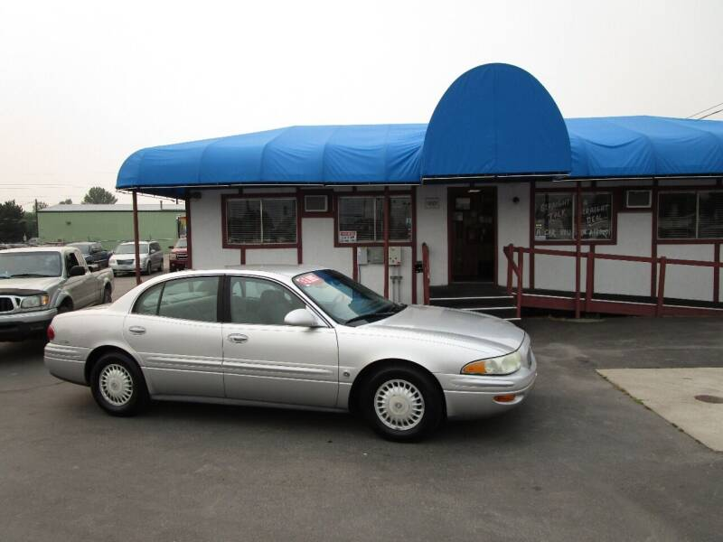 2001 Buick LeSabre for sale at Jim's Cars by Priced-Rite Auto Sales in Missoula MT