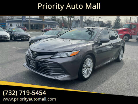 2018 Toyota Camry for sale at Priority Auto Mall in Lakewood NJ