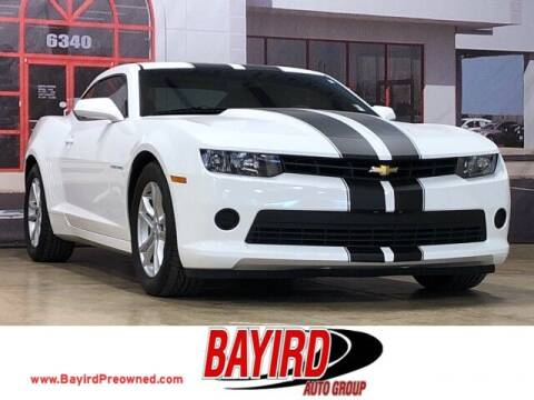 2015 Chevrolet Camaro for sale at Bayird Truck Center in Paragould AR