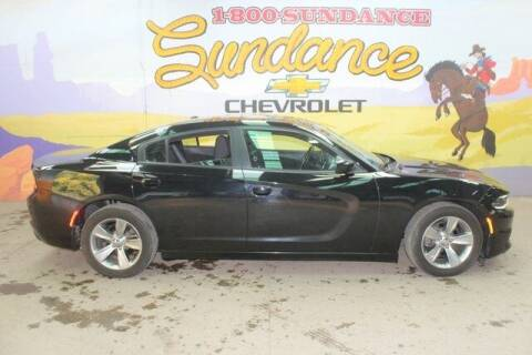 2015 Dodge Charger for sale at Sundance Chevrolet in Grand Ledge MI