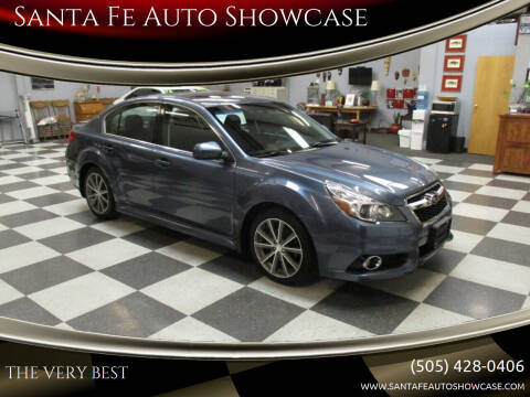 2013 Subaru Legacy for sale at Santa Fe Auto Showcase in Santa Fe NM