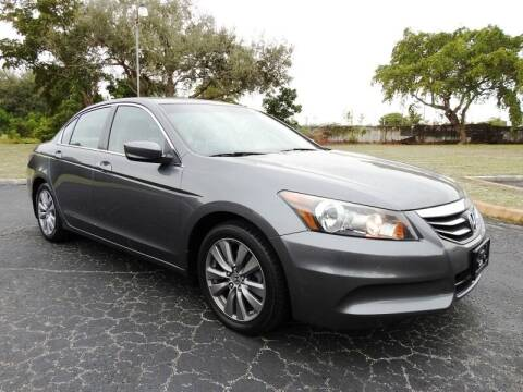 2012 Honda Accord for sale at SUPER DEAL MOTORS 441 in Hollywood FL