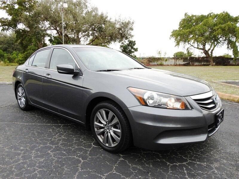 2012 Honda Accord for sale at SUPER DEAL MOTORS 441 in Hollywood FL