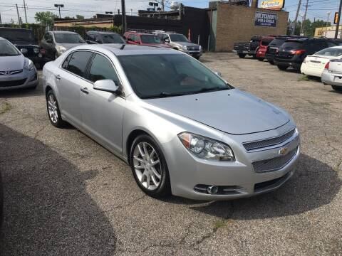 2009 Chevrolet Malibu for sale at Payless Auto Sales LLC in Cleveland OH