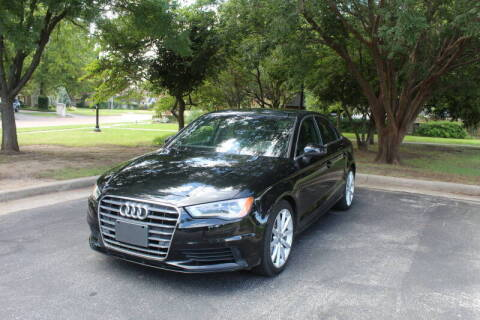 2015 Audi A3 for sale at CANTWEIGHT CLASSICS in Maysville OK