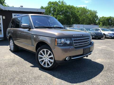 2011 Land Rover Range Rover for sale at Mass Motors LLC in Worcester MA