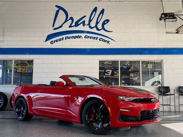 2021 Chevrolet Camaro for sale in Peotone, IL