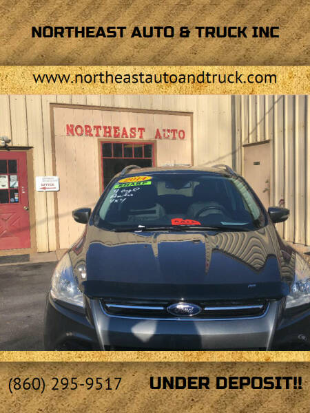 2014 Ford Escape for sale at Northeast Auto & Truck Inc in Marlborough CT